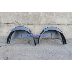 Подкрылки Ланос задние (2 шт)