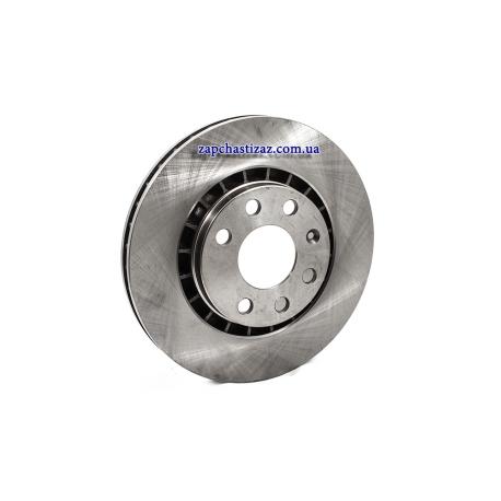 Диск тормозной передний HI-Q R14 Ланос SD3003