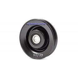 Ролик (шкив) промежуточный для натяжения ремня привода компрессора кондиционера Ланос