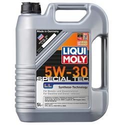 Масло Liqui Moly SPECIAL TEC LL 5W-30 5л