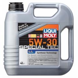 Масло Liqui Moly SPECIAL TEC LL 5W-30 4л