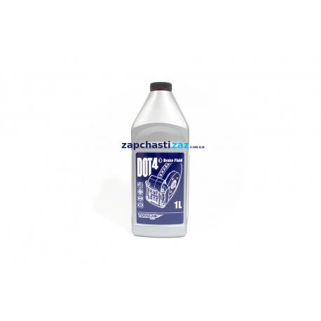 Тормозная жидкость DOT-4 Tomex 1л DO-41