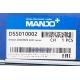 Амортизатор MANDO задний масло (к-т, 2шт) DSS010002