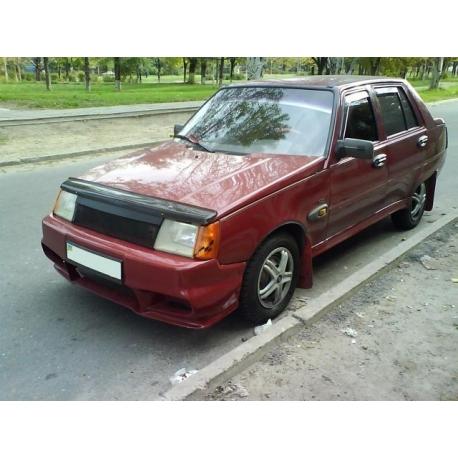 Накладка на передний бампер Славута ЗАЗ 1103 Tt15 Фото 1 Tt15