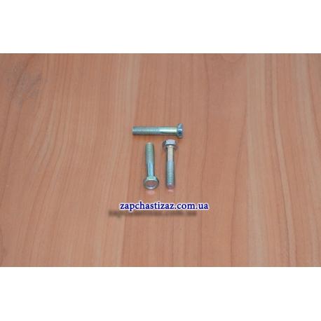Болт крепления фланца к тормозному диску Таврия Славута 110260-3501071 Фото 1 110260-3501071