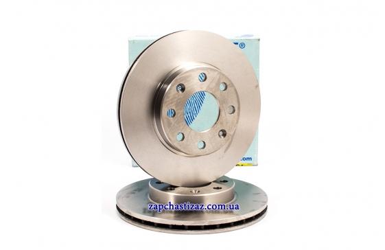 Диск тормозной передний Blue Print R13 (к-т 2 шт)