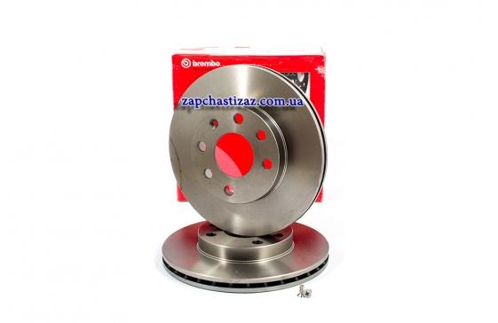 Диск тормозной передний Brembo R13 (к-т 2 шт)