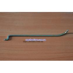 Тяга левой наружной ручки двери к замку Таврия 11021-6105167 Фото 1