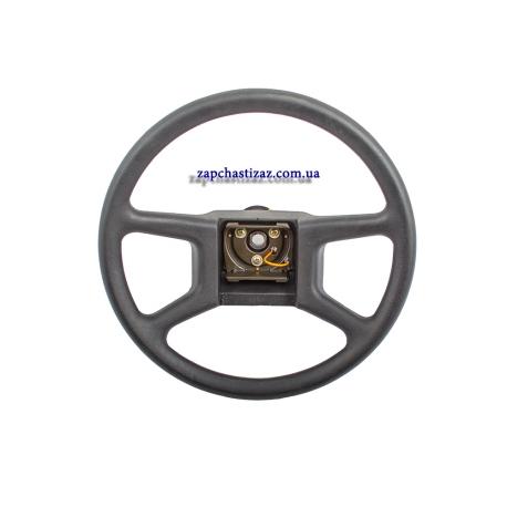 Рулевое колесо на 4 спицы Таврия Люкс 11021-3402014 Фото 1 11021-3402014