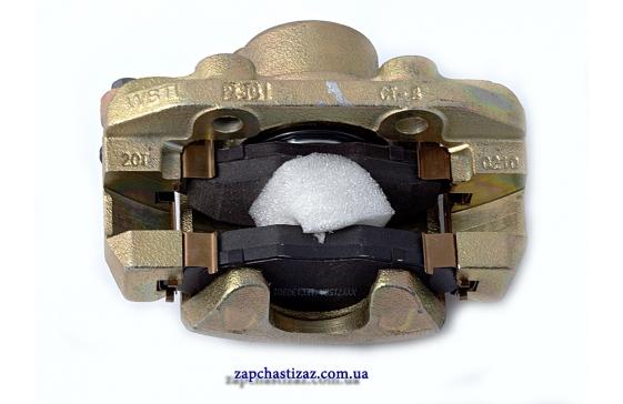 Суппорт тормозной ЗАЗ Сенс, Ланос 1.3, Ланос 1.4, Ланос 1.5 TF69Y0-3501042-01 Фото 1