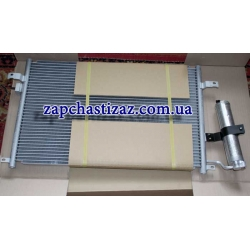 Радиатор кондиционера Лачетти HCC