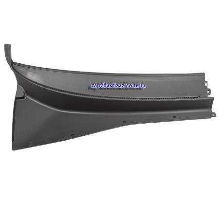 Дефлектор под лобовое стекло (сабля) правый на Шевроле Лачетти Chevrolet Lacetti 96544354