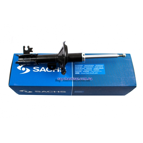 Амортизатор передний левый газ SACHS на Шевроле Лачетти (Chevrolet Lacetti) 313466 317151