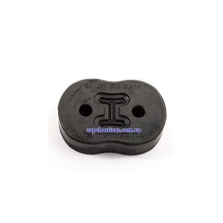 Подвеска (крепление) глушителя задняя на Шевроле Лачетти резинка глушителя Chevrolet Lacetti 96351543