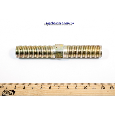 Болт стяжка внутренней рулевой тяги с наконечником Ланос. TF69Y0-3414135 Фото 1 TF69Y0-3414135