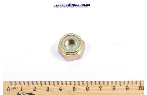 Гайка рулевого наконечника Ланос, Лачетти. 94515405 GM Фото 1