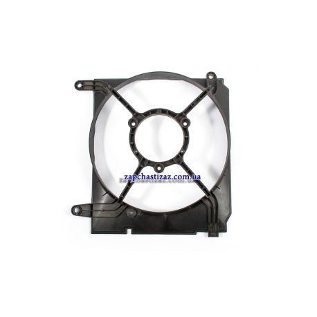 Диффузор основного вентилятора Ланос с кондиционером GM. EU03005 GM Фото 1 93747011