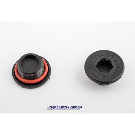 Заглушка датчика включения вентилятора радиатора Таврия Славута Фото 1 110308-1301022