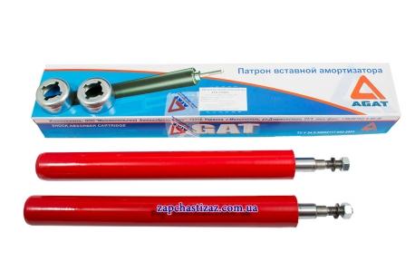Амортизатор АГАТ передний (вставка) спорт А541.2905006 Фото 1 А541.2905006
