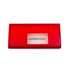 Стекло заднего фонаря основное (не поворотник) левое Таврия ЗАЗ 1102 Фото 1