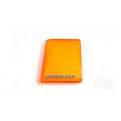 Стекло (поворотник) заднего фонаря (стопсигнала) нового образца на клейТаврия ЗАЗ 1102