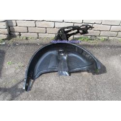 Арка колеса заднего внутренняя левая Ланос