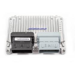 Блок управления двигателем 1,4 АКПП Delphi ta69w0-9699254-2 Фото 1