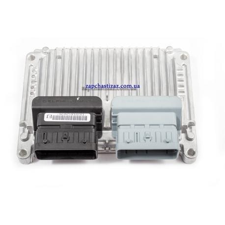 Блок управления двигателем 1,4 АКПП Delphi ta69w0-9699254-2 Фото 1 ta69w0-9699254-2