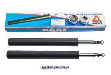 Амортизатор АГАТ передний (вставка) стандарт (к-т, 2шт)