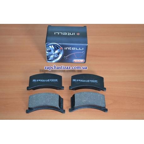 Колодки передние тормозные таврия славута дана. С изменнёным составом накладок, для любителей экстремальной и спортивной езды D110E