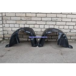 Подкрылки Славута передние (2 шт) PDK-S-01 Фото 1