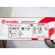 Диск тормозной передний Brembo MAX R13 Ланос Сенс 09.3090.75 Фото 3 09.3090.75