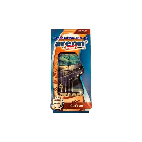 Освежитель воздуха гелевый Areon аромат кофе AFA-0182