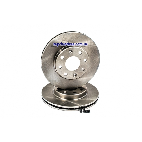Диск тормозной передний Ferodo R13 Авео Ланос (к-т 2 шт) DDF1279