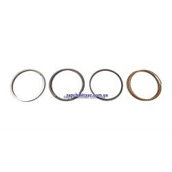 Кільця поршневі 1.8 T18SED рем +0,50 Kobis