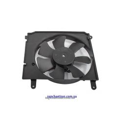Вентилятор основной для радиатора охлаждения Ланос (Lanos) Сенс (Sens). Фото 1