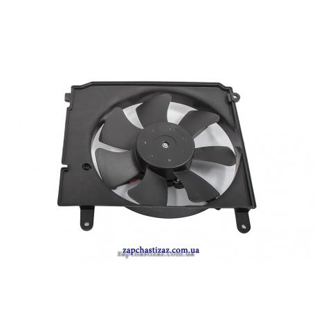 Вентилятор основной для радиатора охлаждения Ланос (Lanos) Сенс (Sens). Фото 1 LFc 0580