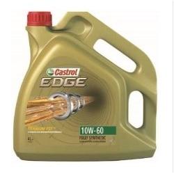 Масло Castrol EDGE 10W-60 синтетика 4л