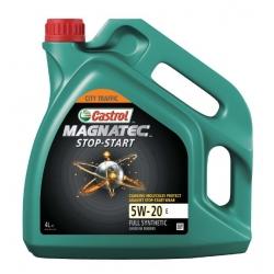 Масло Castrol Magnatec Stop-Start 5W-20 синтетика 4л