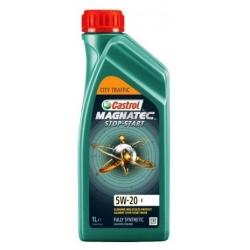 Масло Castrol Magnatec Stop-Start 5W-20 синтетика 1л
