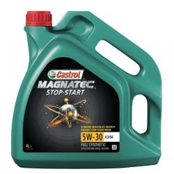 Масло Castrol Magnatec Stop-Start 5W-30 A3/B4 синтетика 4л