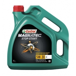 Масло Castrol Magnatec Stop-Start 5W-30 A5 синтетика 4л