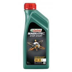 Масло Castrol Magnatec Stop-Start 5W-30 A5 синтетика 1л