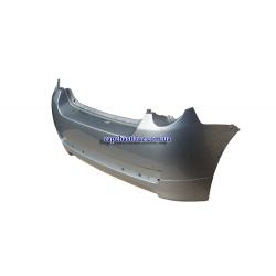 Бампер задній (накладка) Авео T-255 OE