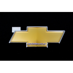 Эмблема Chevrolet (крест) Авео T255 хетчбэк на решётку капота GM