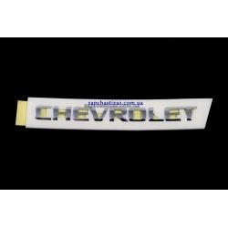 Надпись CHEVROLET для Лачетти хэтчбек