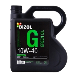 Масло BIZOL Green Oil 10W-40 4л
