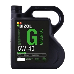 Масло BIZOL Green Oil 5W-40 4л