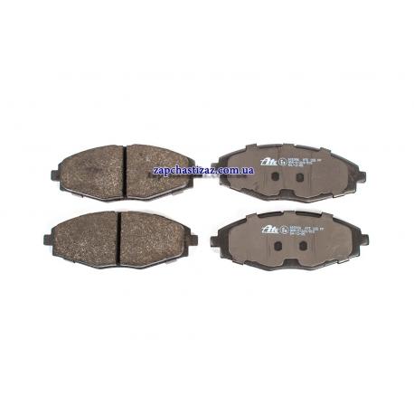 Колодки тормозные ATE передние R13 13.0460-5996.2