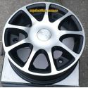 литые колёсные легкосплавные диски Таврия Славута Пикап Tt76 Фото 1 Tt76